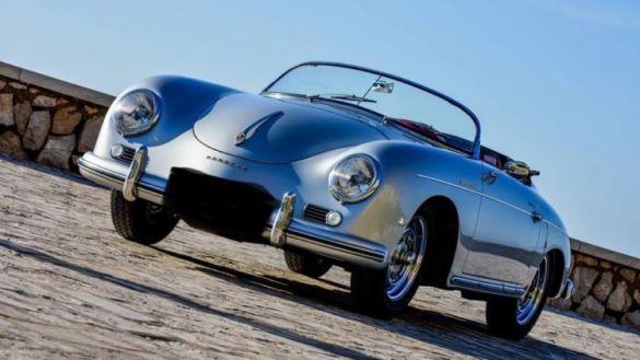 Кабріолет Porsche