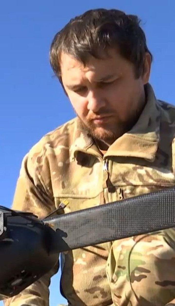 На вооружение украинской армии принимают первый коптер отечественного производства