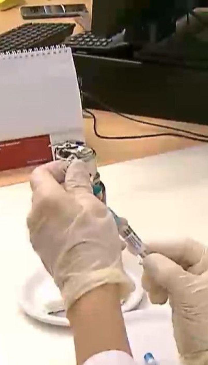 Вакцину против коронавируса смогут испытать более 4 тысяч украинцев