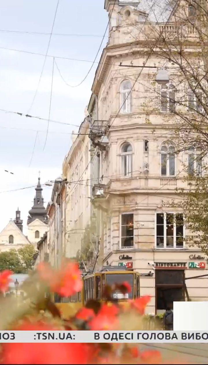 Туристический Львов страдает из-за карантина