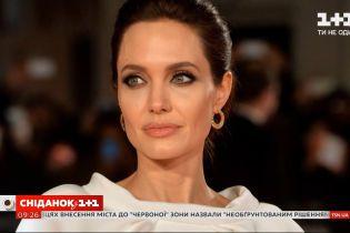 Анджеліна Джолі випустить книгу для підлітків