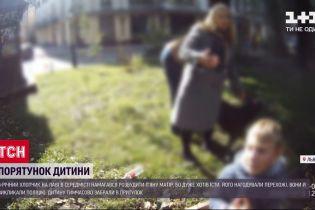 Пьяная мать: львовские полицейские поместили в приют 6-летнего мальчика