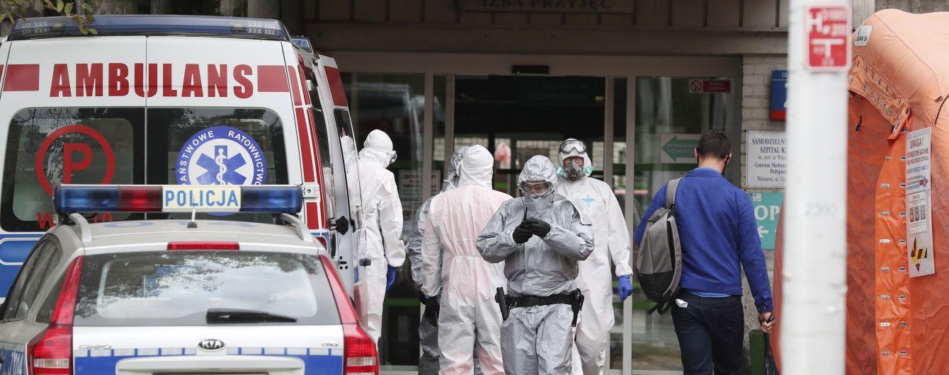 Из-за коронавируса смертность в Польше выросла до показателей времен Второй мировой войны — AP
