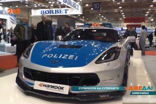 Найкращі автомобілі поліцейських: чим можуть похизуватись копи зі всього світу