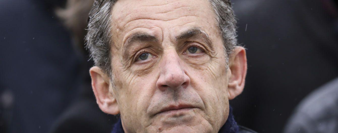 """Уперше в історії Франції: експрезидента Саркозі звинуватили у створенні """"злочинної спільноти"""""""