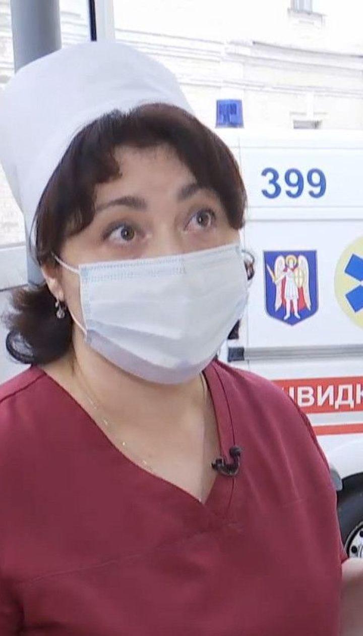 У Києві назріває дефіцит ліжок для пацієнтів хворих на COVID-19