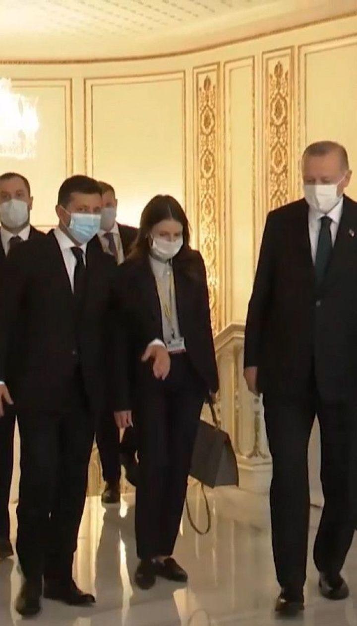 У Стамбулі підписали військову угоду між Україною та Туреччиною