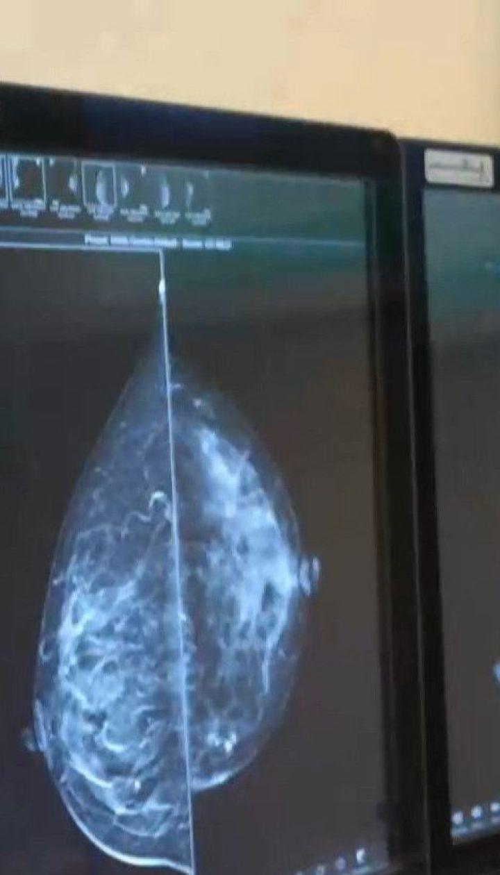 Грудей нема, а хвороба є: кожен сотий випадок раку – у чоловіків