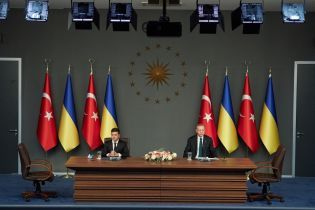 Украина и Турция договорились ускорить заключение соглашения о свободной торговле — Зеленский