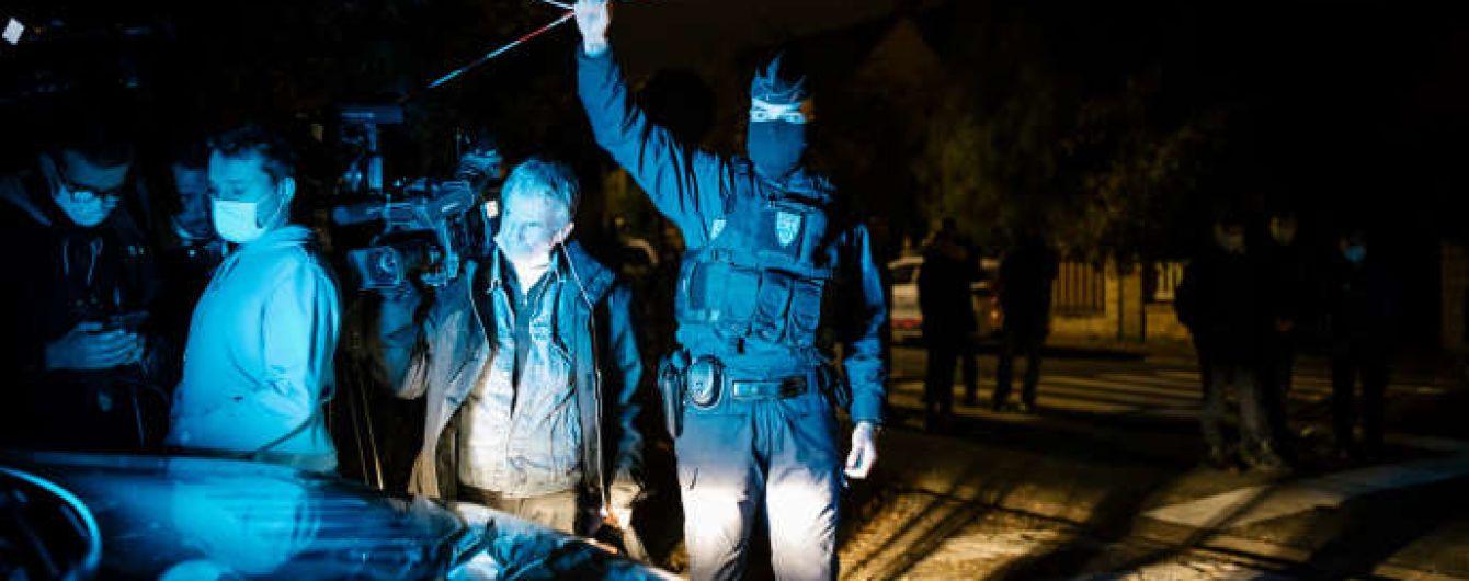 Теракт во Франции: в деле об обезглавливании учителя задержали четырех человек