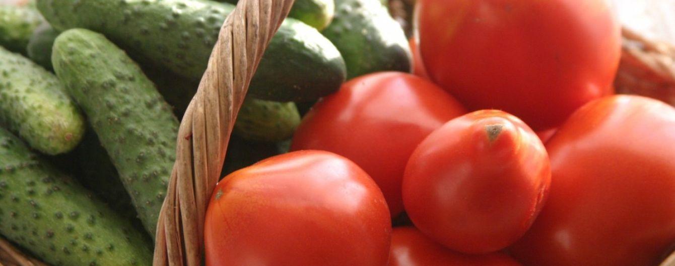 На ринках України суттєво здорожчали тепличні огірки і помідори: які ціни