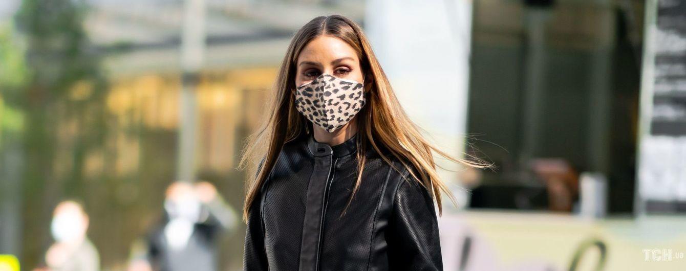 Міський глем-шик: стильний образ для прогулянки від Олівії Палермо