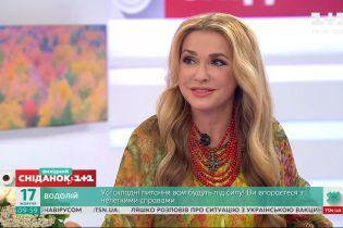 Народна артистка Ольга Сумська про секрети сімейного щастя та свою колекцію шовкових суконь