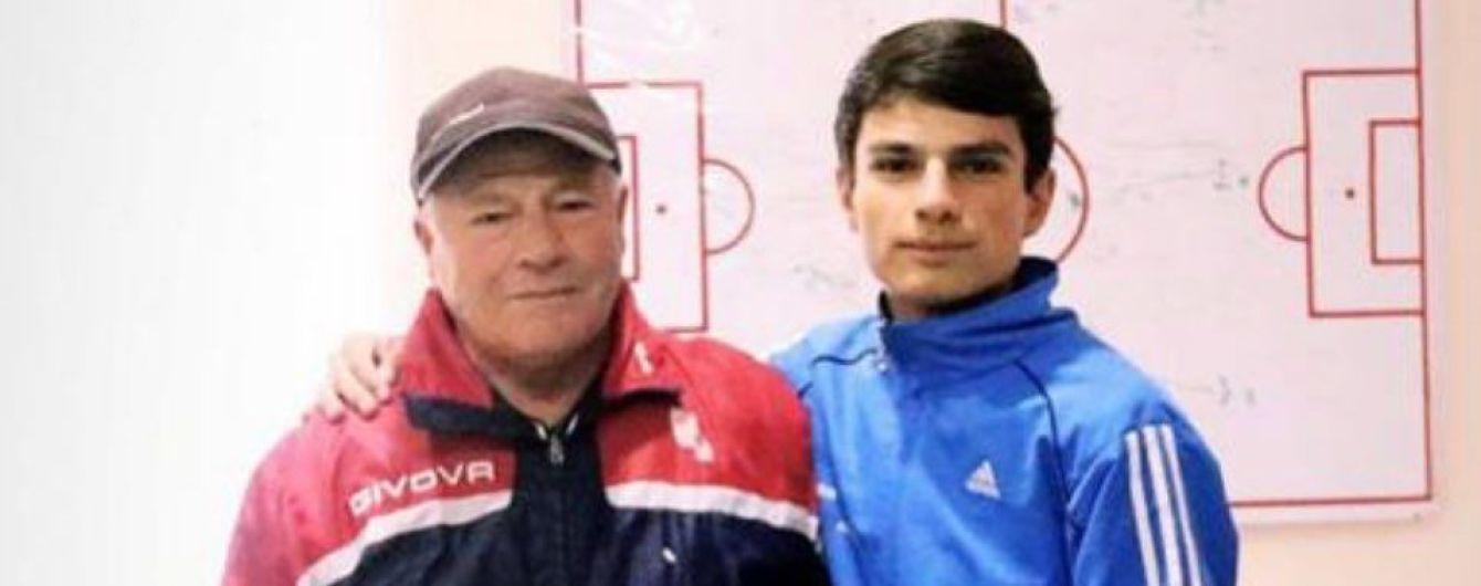 18-річний футболіст загинув на війні в Нагірному Карабасі