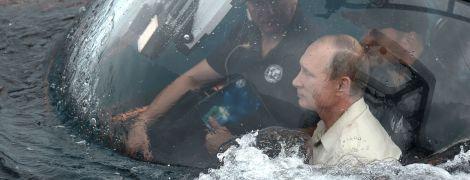Кримські води бачили потворніших істот: Україна потролила Путіна