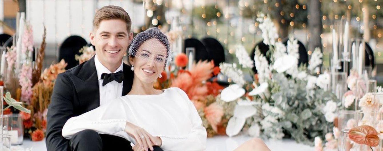 Володимир Остапчук вирушив у весільну подорож та показав чуттєве відео з дружиною