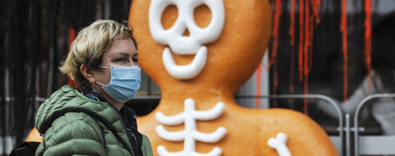 В Киеве стало чуть меньше новых больных коронавирусом — статистика на 18 октября