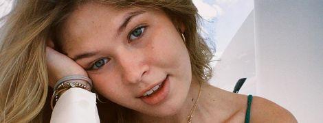 Грайлива донька Віри Брежнєвої в крихітному бікіні похизувалася фігурою