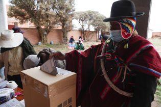 У Болівії обирають президента країни