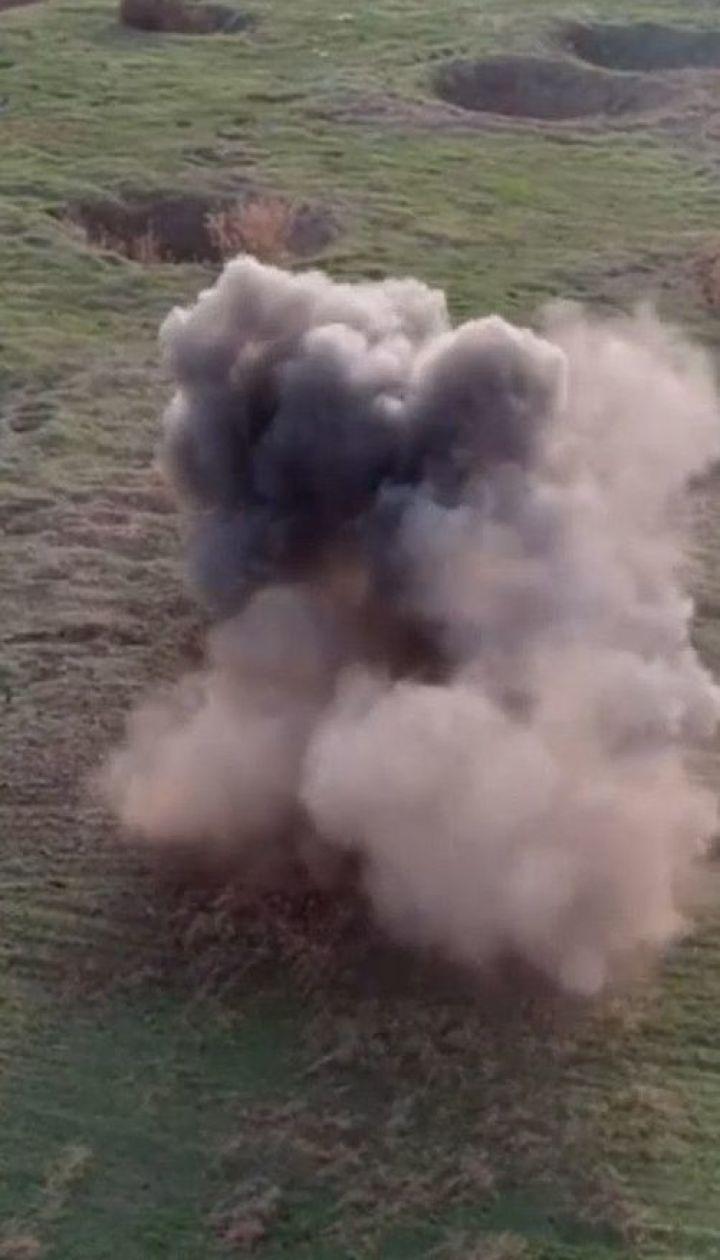 В Николаевской области мужчина чуть не подорвался на боеприпасах Второй мировой войны