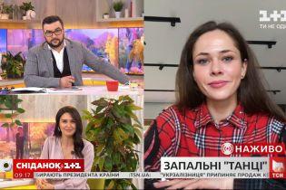 """Юлия Санина рассказала о борьбе в """"Танцах со звездами"""" и как она бережет здоровье"""