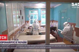 На Прикарпатті через ускладнення від коронавірусу помер 8-річний хлопчик