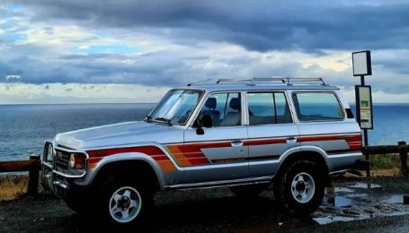 В Европе выставили на продажу 32-летний Toyota Land Cruiser с бешеным пробегом: названа стоимость