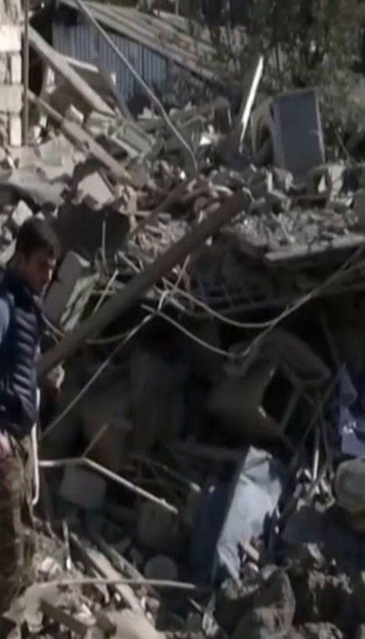 Зірване перемир'я: у Нагірному Карабасі поновилися бойові дії