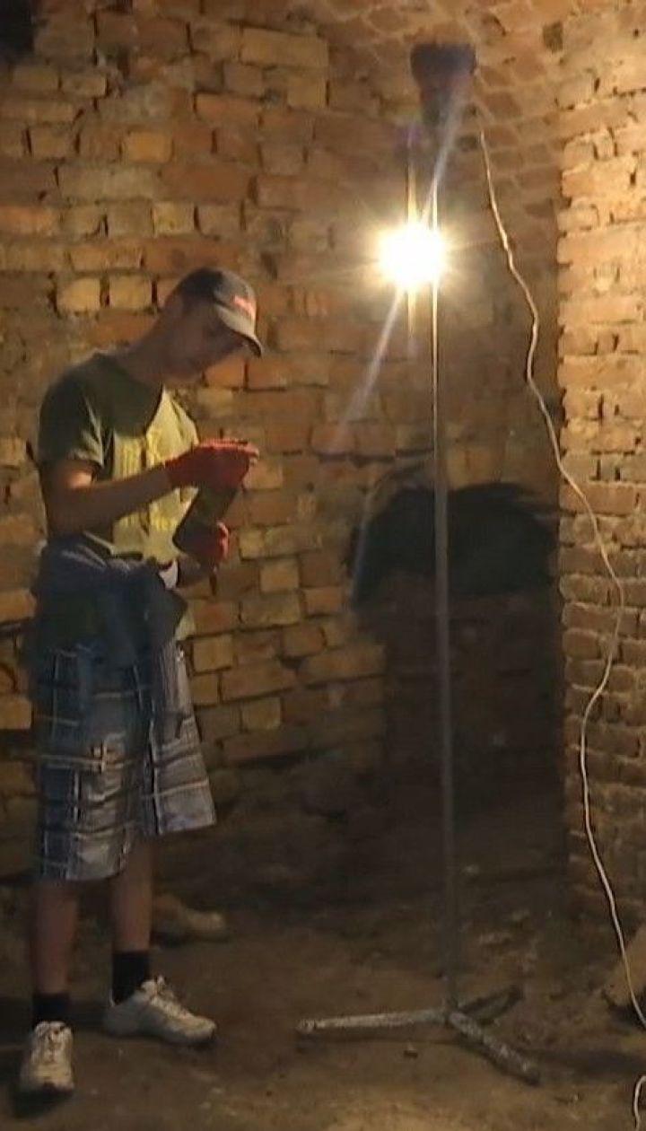 У Луцьку археологи розкопали невідомі досі підземелля
