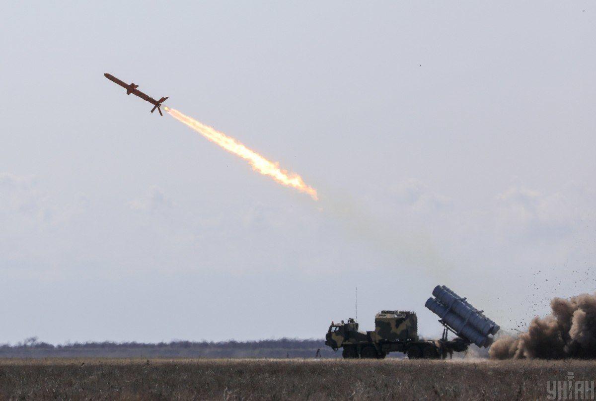 "Протикорабельна крилата ракета ""Нептун"""