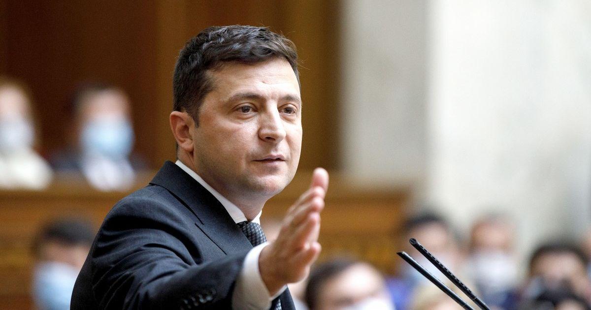 Зеленский назначил исполняющих обязанности глав трех украинских областей