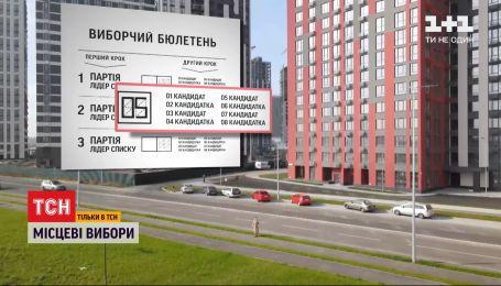 """""""Местные выборы"""": как правильно заполнять бюллетень"""