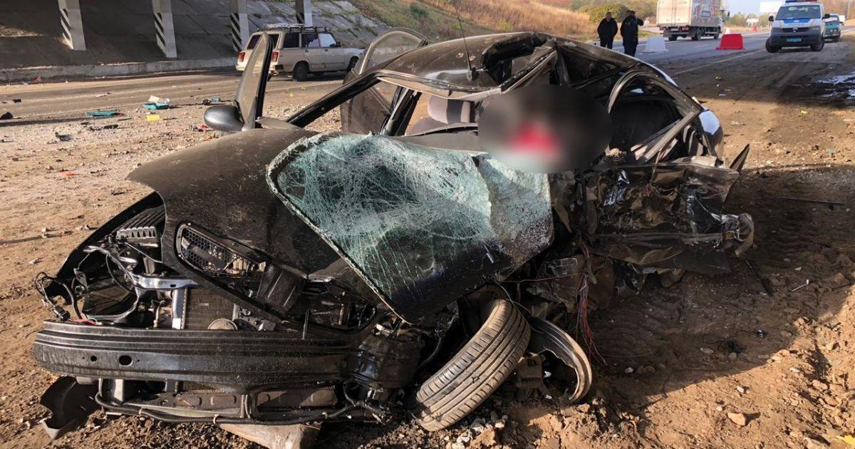 Смертельная авария под Харьковом: в ДТП погибли супруги
