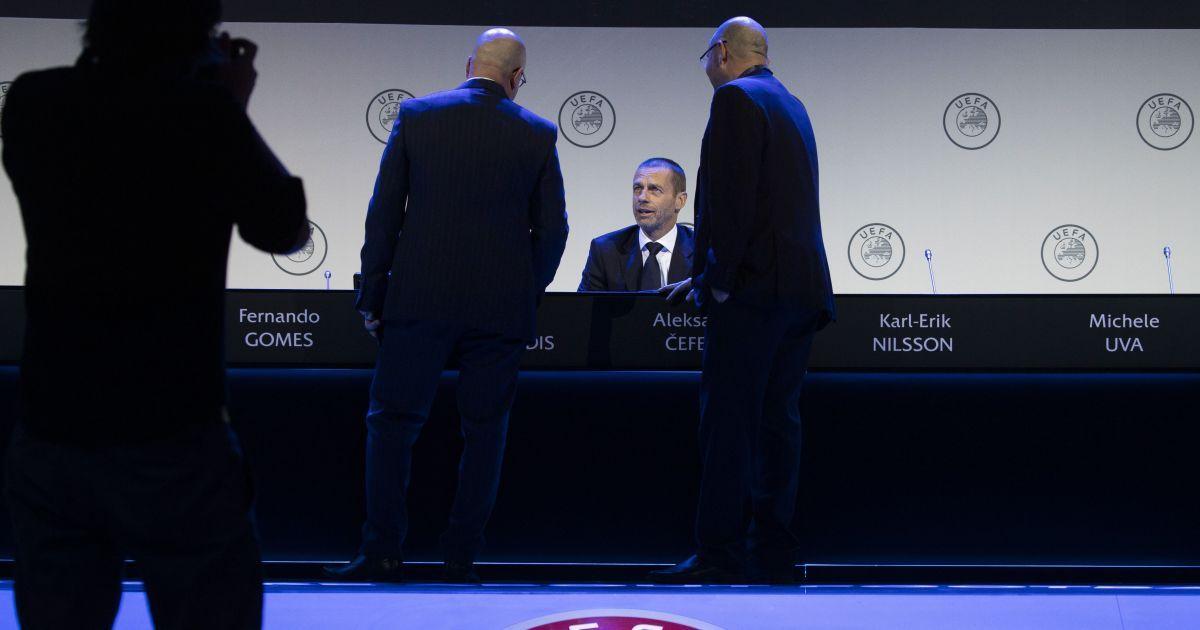 """""""Будуть жити з ганьбою"""": в УЄФА готові ввести санкції проти клубів-засновників Суперліги"""