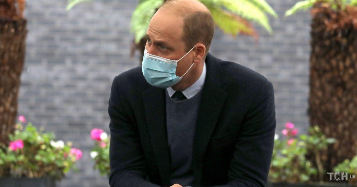 Без герцогини Кэтрин: принц Уильям посетил мероприятие в Лондоне