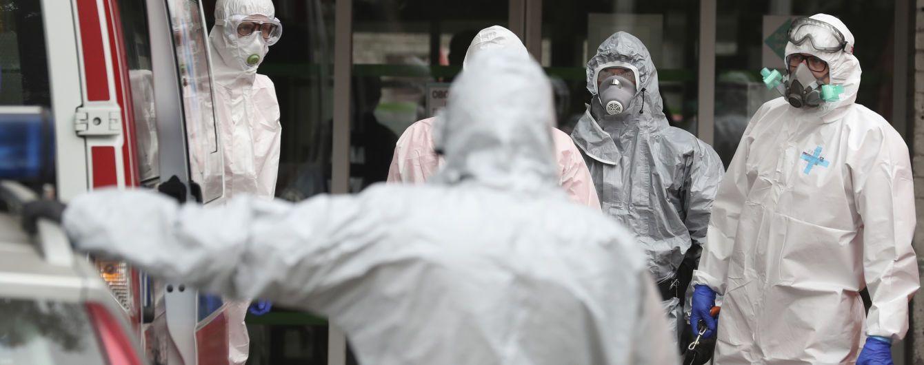 Смертельный рекорд: в Польше впервые зафиксировали более шести сотен летальных случаев от коронавируса