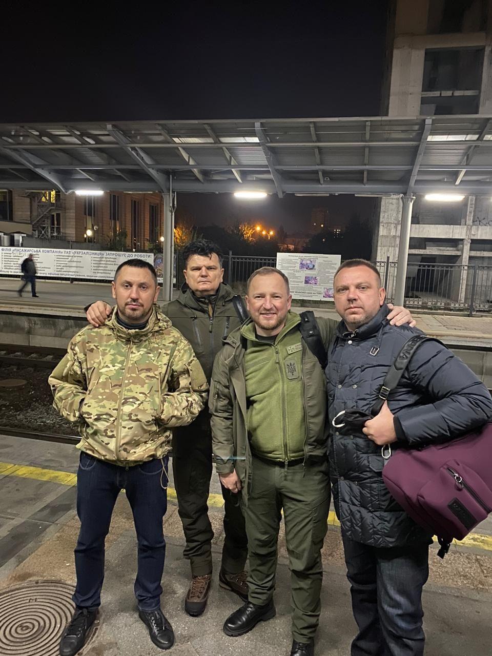 Андрій Стріхарський, Слуга народу_1