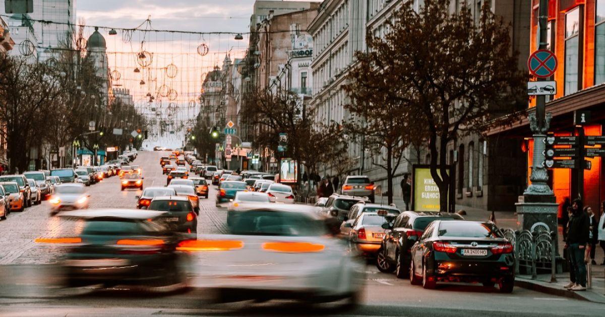 Обнародованы топ-5 опасных мест в Киеве, где трудно дышать