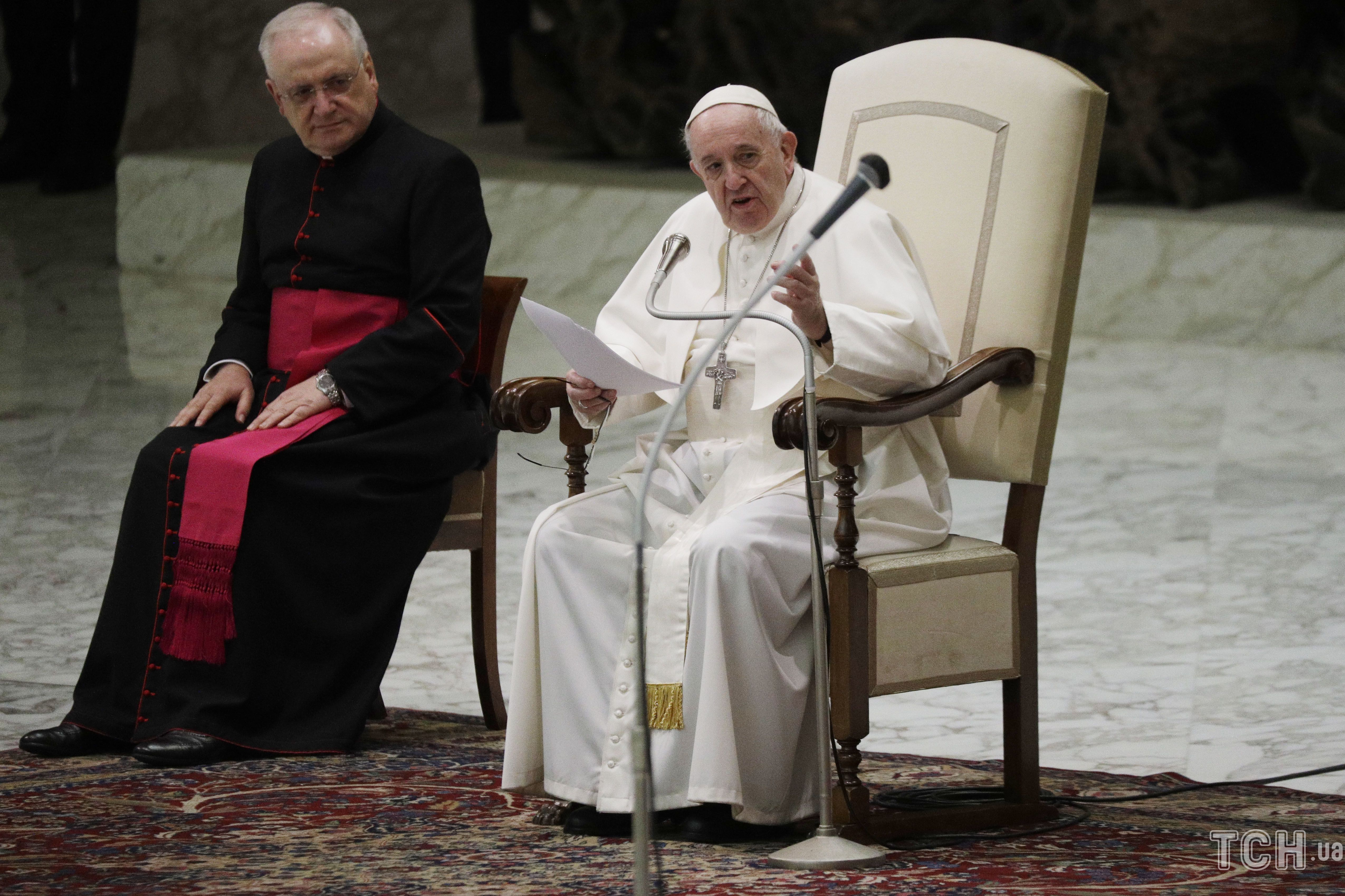 Папа Римский Франциск_2