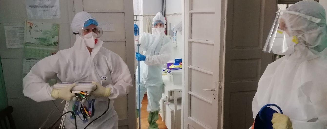 Рекорд инфицированных в Киеве и смерти в 23 регионах: ситуация с коронавирусом 22 октября