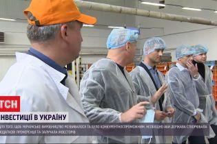 Народні депутати побували на кількох виробництвах Київської області і назвали їх успішними