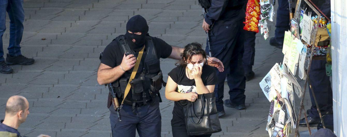 В Грузии освободили более 40 заложников: преступнику удалось скрыться