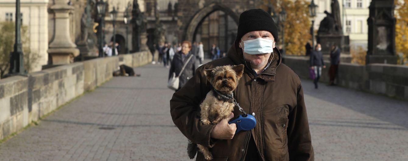 """""""Інакше побачимо Бергамо"""": Чехія суттєво обмежує пересування громадян"""