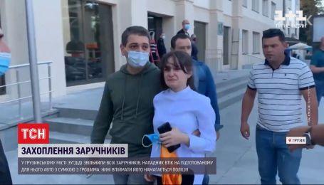 ТСН дізналася, як почуваються визволені грузинські заручники