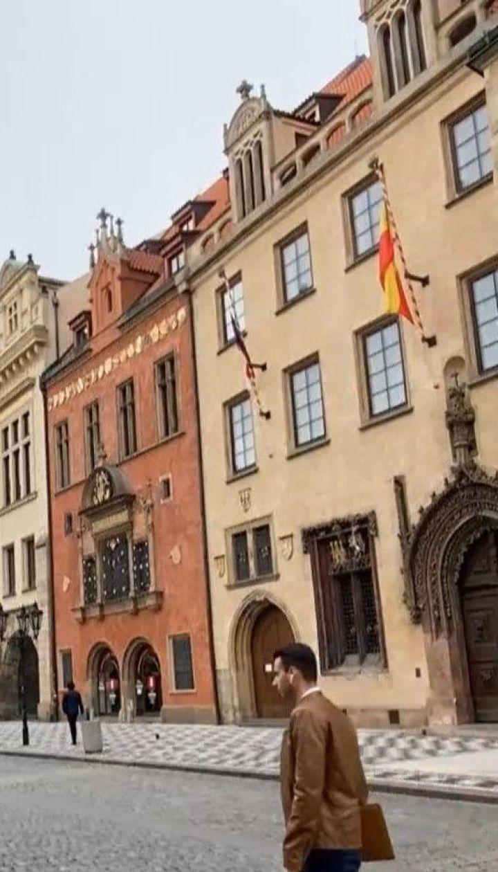 Из-за роста больных коронавирусом Чехия возвращается к жесткому локдауну