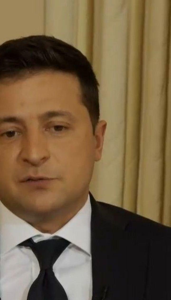 """Зеленский: в Украине не будут вводить """"локдаун"""""""