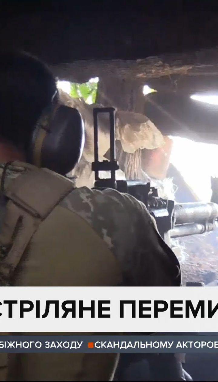 Новости ООС: боевики возобновили обстрелы Станично-Луганского района