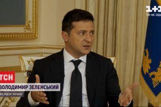 В інтерв`ю президент заявив, що суворого карантину запроваджувати не планують
