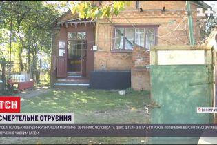У Вінницькій області у будинку знайшли мертвими двох дітей та літнього чоловіка