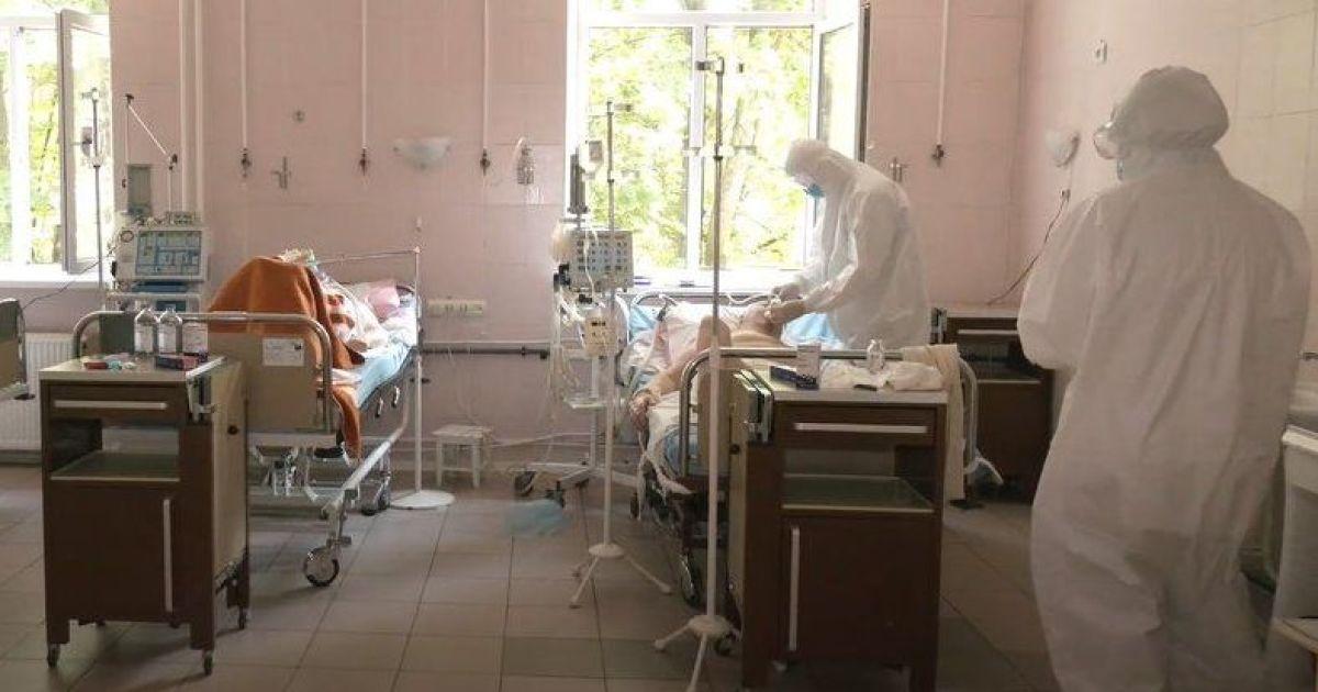 Регионы Украины фиксируют новые рекорды инфицированных и умерших: ситу